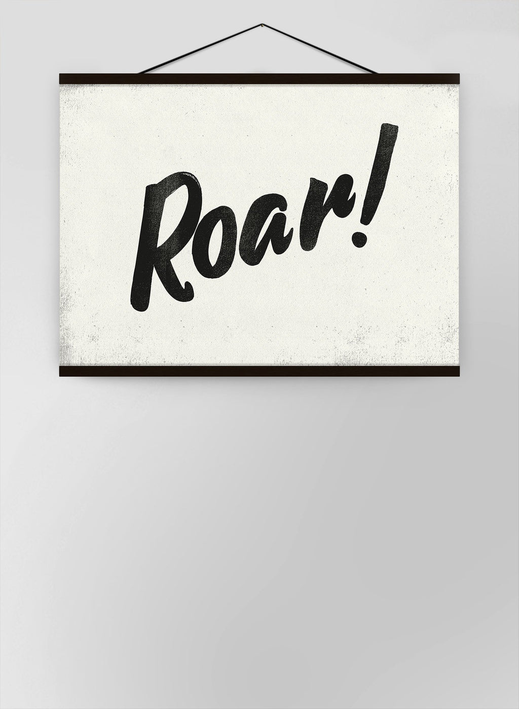 Roar Animal Noises Canvas