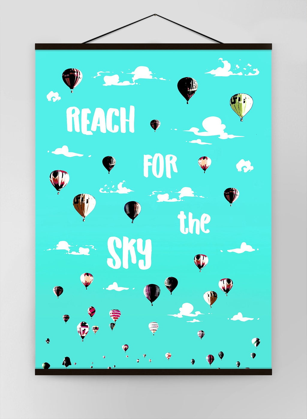 Reach For The Sky Canvas