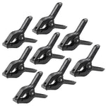Clamps for Backdrop Support Set of 8, 2""