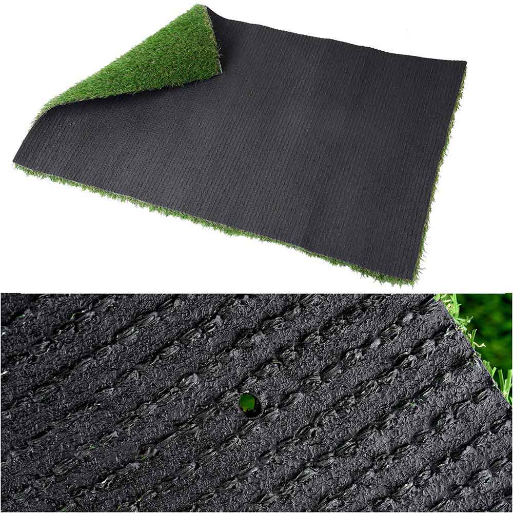 Artificial Grass Turf Synthetic Pet Turf Roll 2'x3'3""