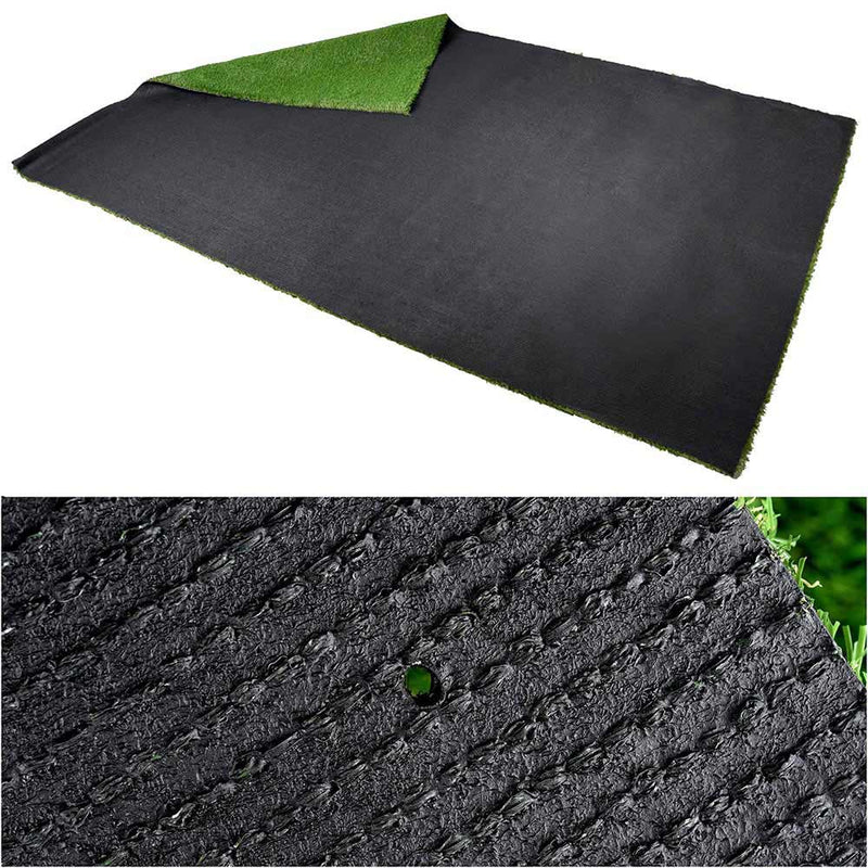 "Artificial Grass Turf Synthetic Pet Turf Roll 10'x6'6"", 1.2"" Thick"