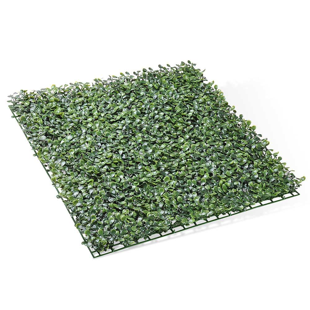 "Wholesale Artificial Hedge Fence Decor 33sq.ft 20x20"" 12pcs"