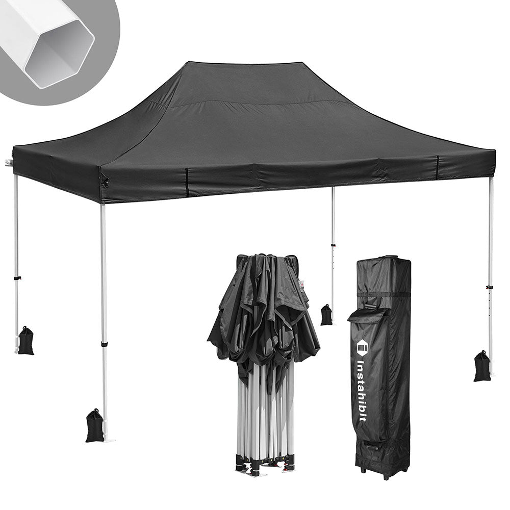 InstaHibit Wholesale Canopy Tent 10x15 Commercial CPAI-84
