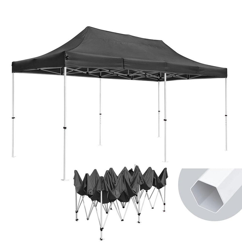 InstaHibit 10'x20' Pop Up Canopy Waterproof Instant Canopy CPAI-84