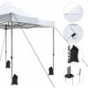 "InstaHibit Pop Up Canopy with Vent 10'x10' (9'7""x9'7"")"