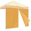 1pc Sidewall w/ Zipper for 10ft Canopy Tents