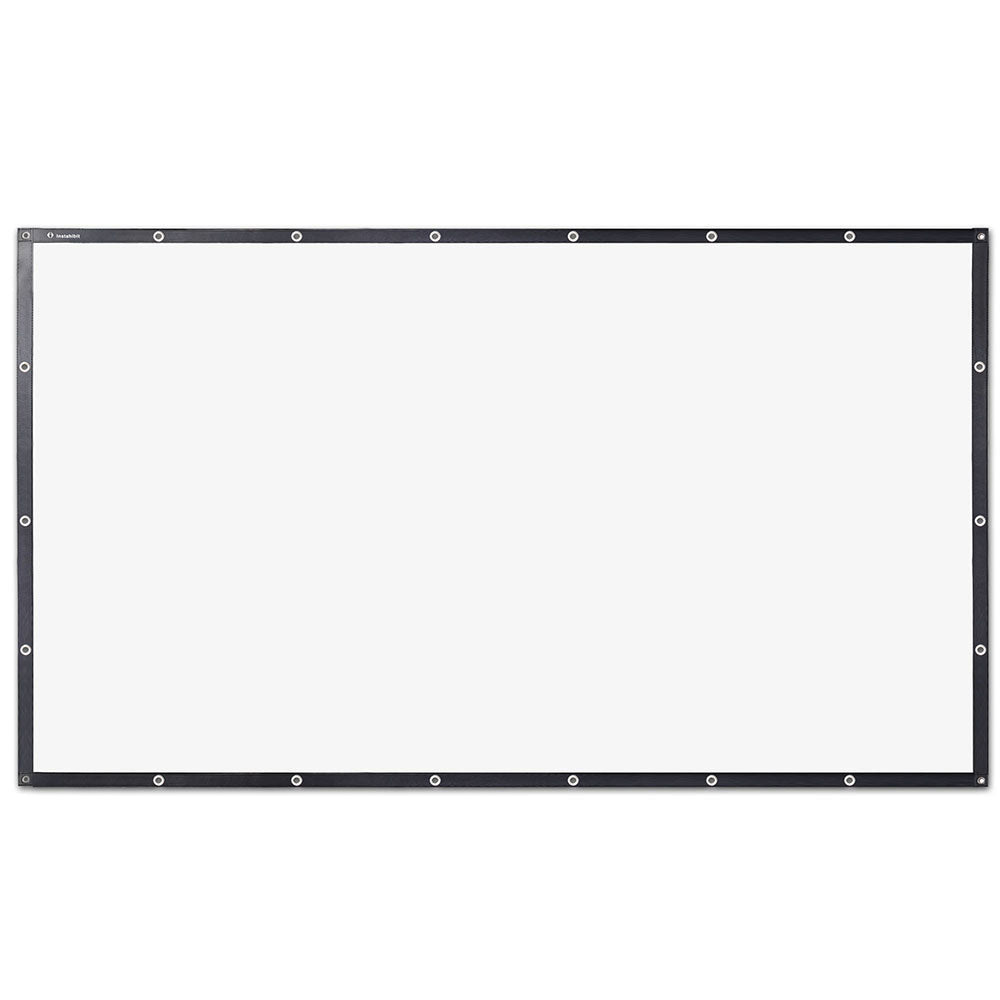 "Instahibit PVC Projector Screen Material 120"" 16:9 (Preorder)"