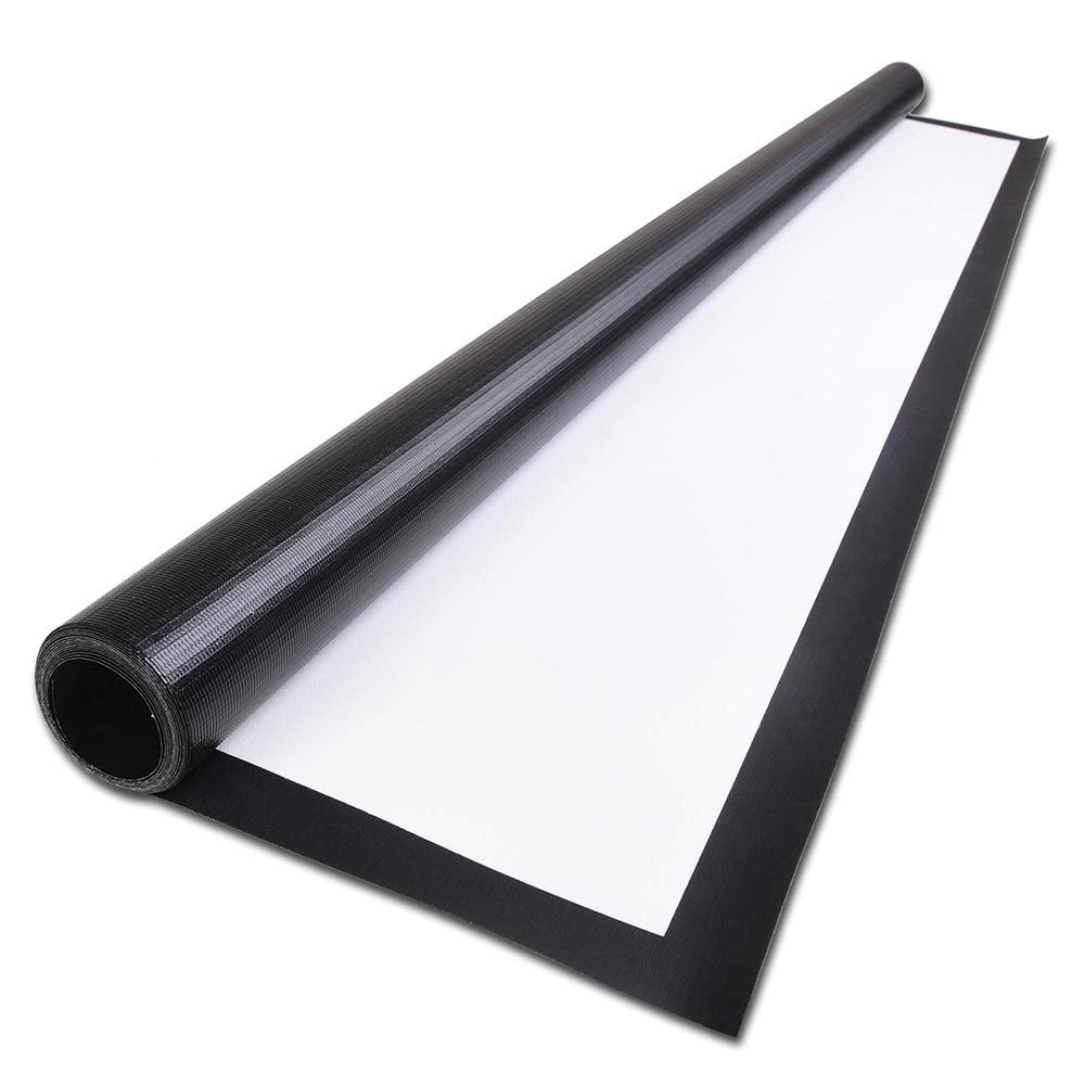 "Instahibit Matt White Projector Screen Material 120"" 16:9"