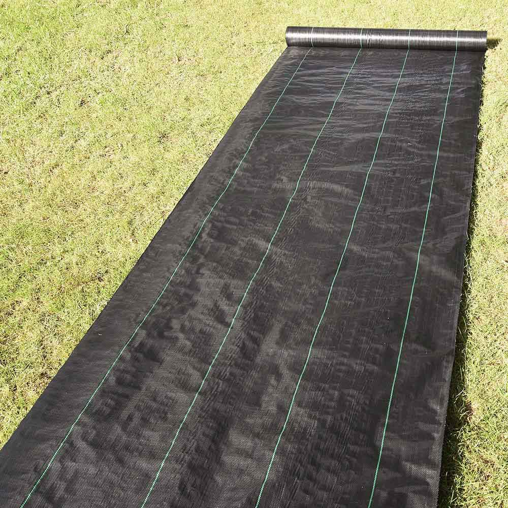 Landscape Fabric Ground Cover Fabric 4x250 ft 4.1oz