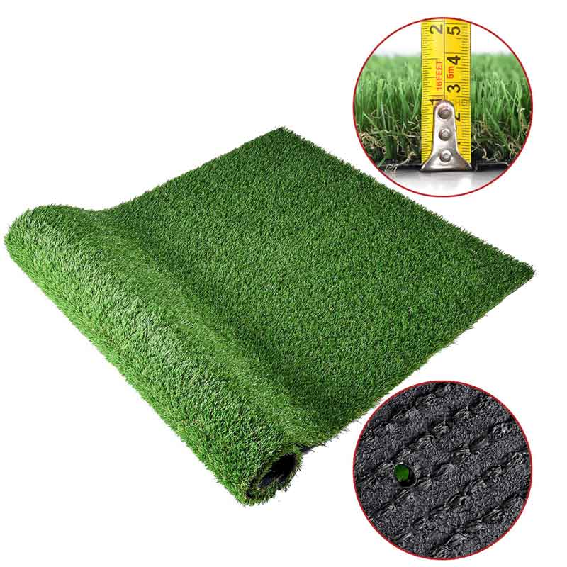Wholesale Artificial Grass Turf Synthetic Pet Turf Roll 5'x3'3""