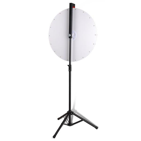 "WinSpin Prize Wheel Dry Erase Spinning Wheel w/ Tripod Stand, 30"" (Preorder)"