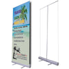 "Wholesale Retractable Banner Stand, Carry Bag, 32""x79"" Graphic"
