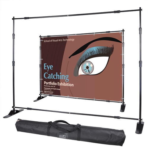 Wholesale 8x8 ft Trade Show Banner Stand Adjustable