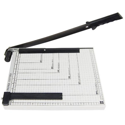 "15"" Paper Trimmer, Guillotine and Cutter"