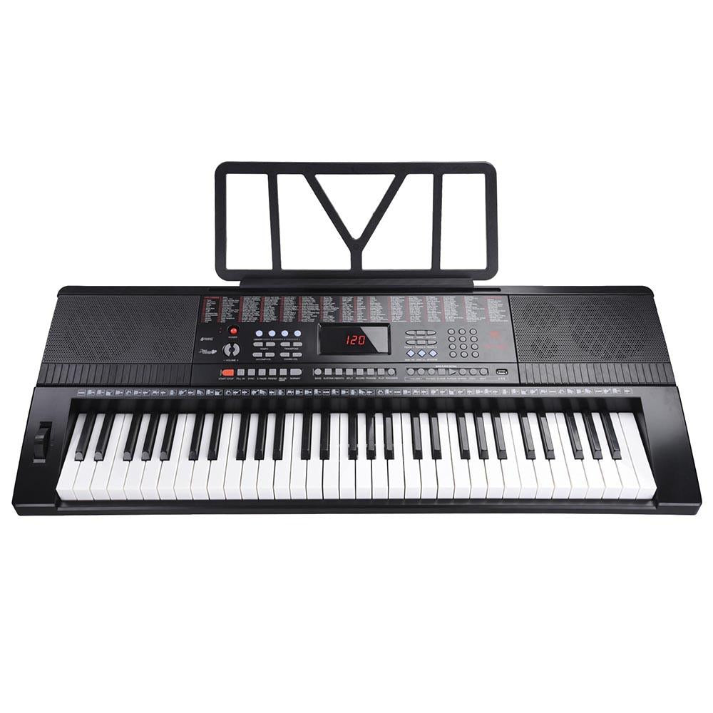 61 Key Electronic Keyboard USB Input MP3