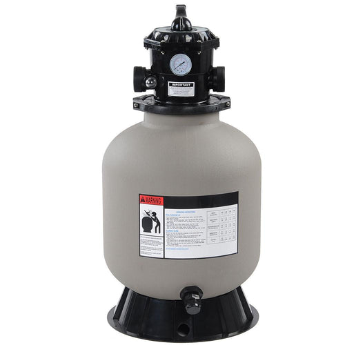 Sand Filter w/ Valve for Pool & Spa In / Above Ground