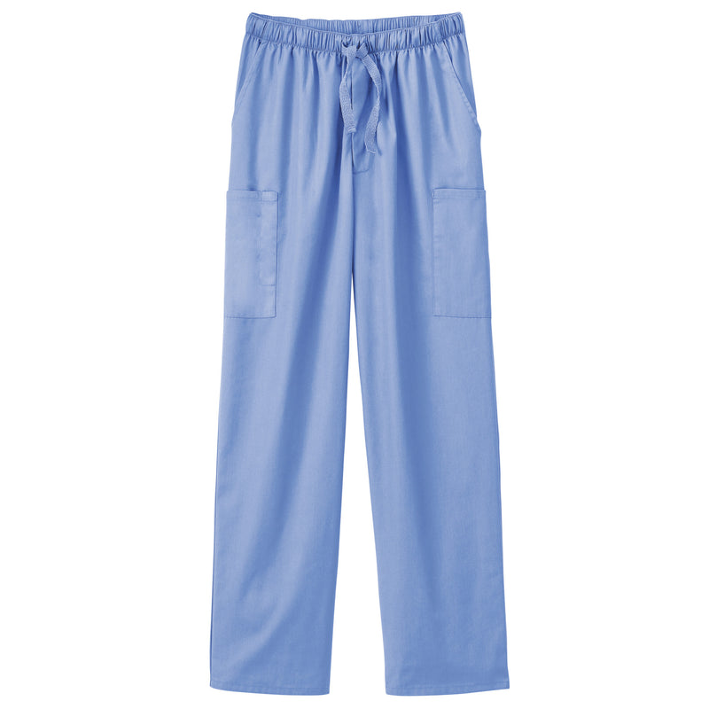 Fundamentals Unisex Five Pocket Scrub Pant Ceil
