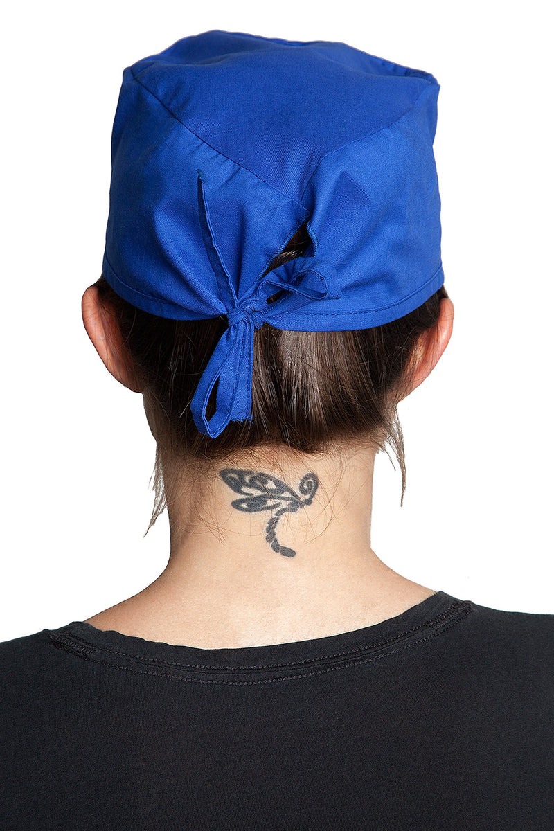 Fiumara Apparel Riley Cap Royal Back