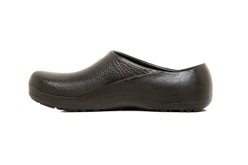 Birkenstock Profi Birki Clog Black Side Left