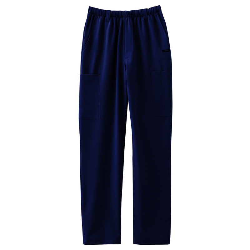 Jockey Men's Seven-Pocket Scrub Pant Navy