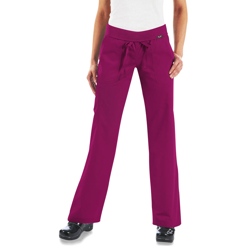 Koi Morgan Scrub Pants Raspberry