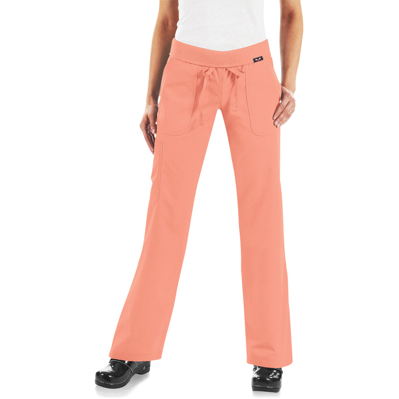 Koi Morgan Scrub Pants Coral