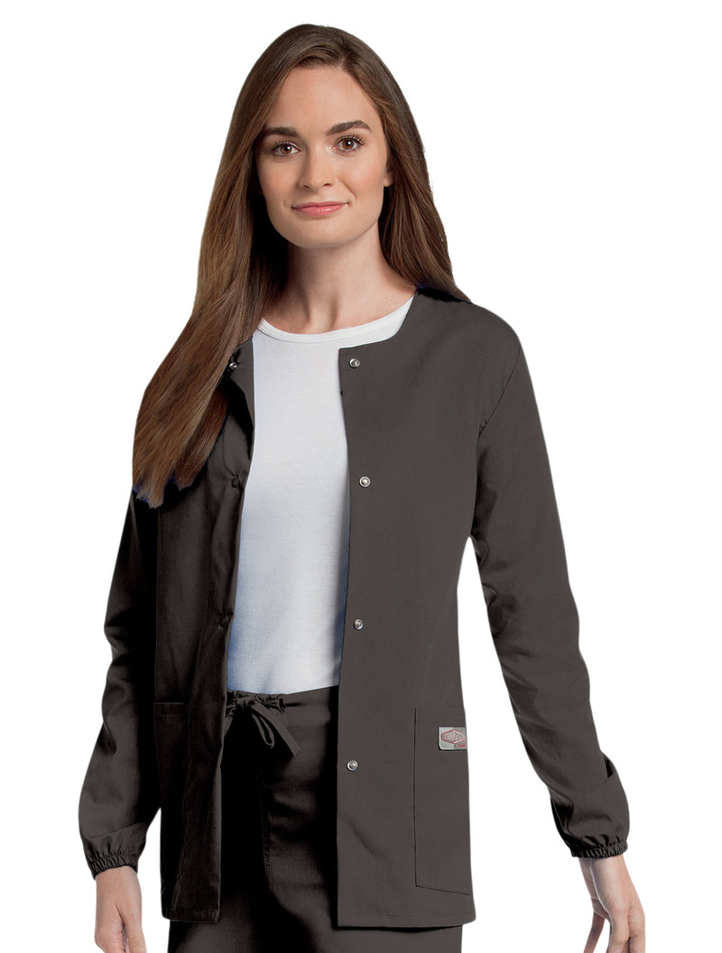 Landau Women's Warm-Up Jacket - Black
