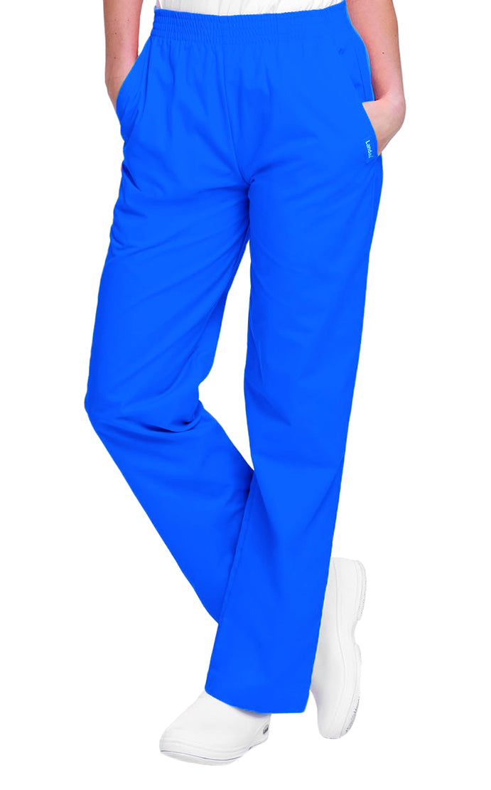 Landau Women's Classic Relaxed Pant Patriot Blue