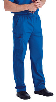 Landau Men's Cargo Pant Royal Blue