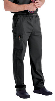 Landau Men's Cargo Pant Black