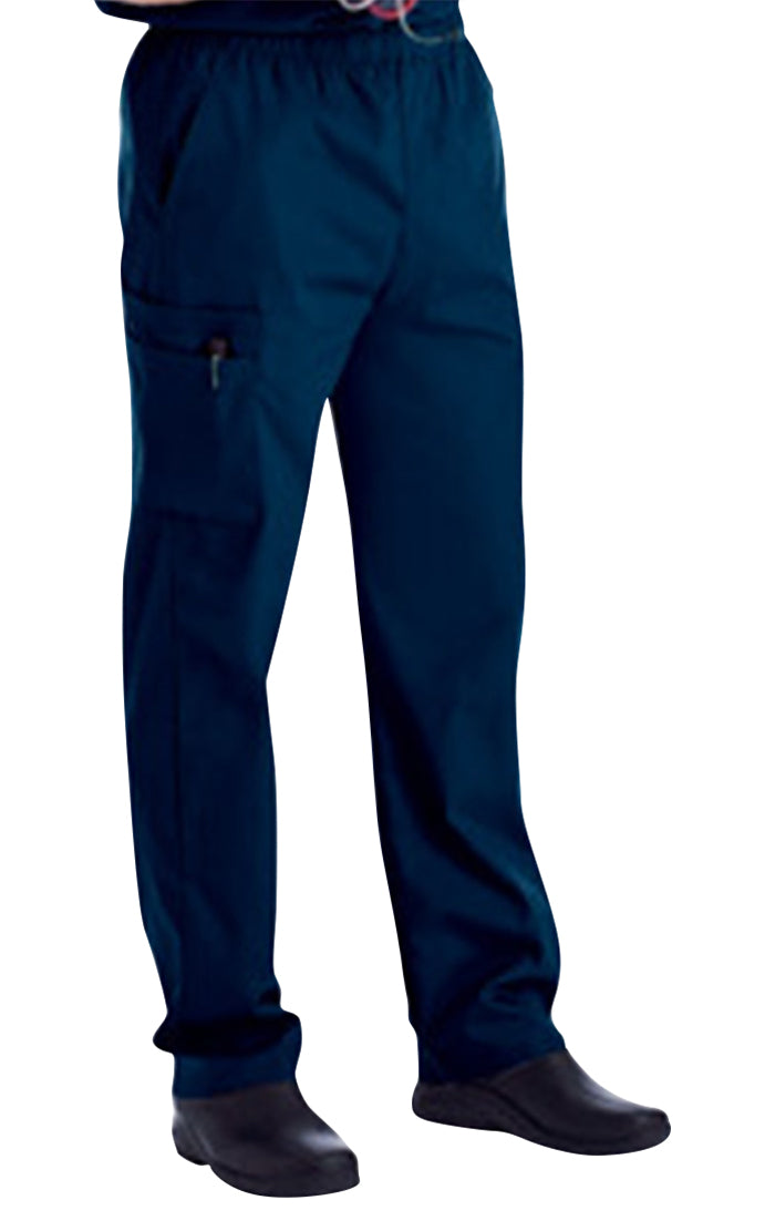 Fundamentals Ladies Cargo Pocket Scrub Pants