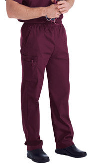 Landau Men's Cargo Pant Wine