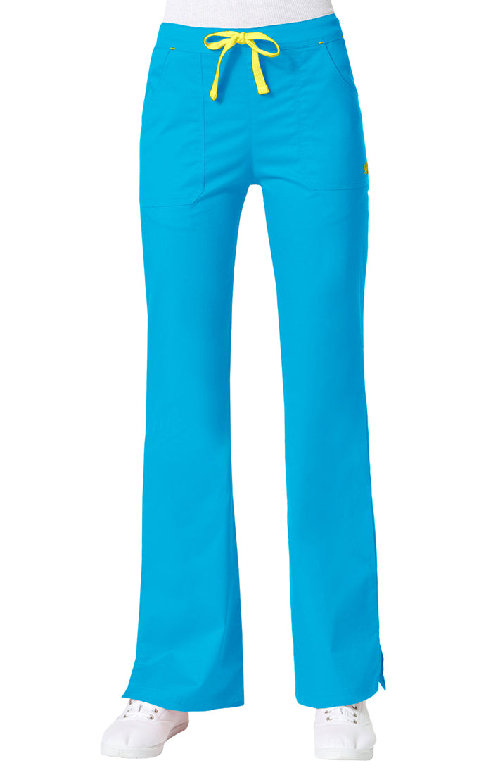 "Maevn Women's ""Blossom"" Multi-Pocket Flare Pant 9102"