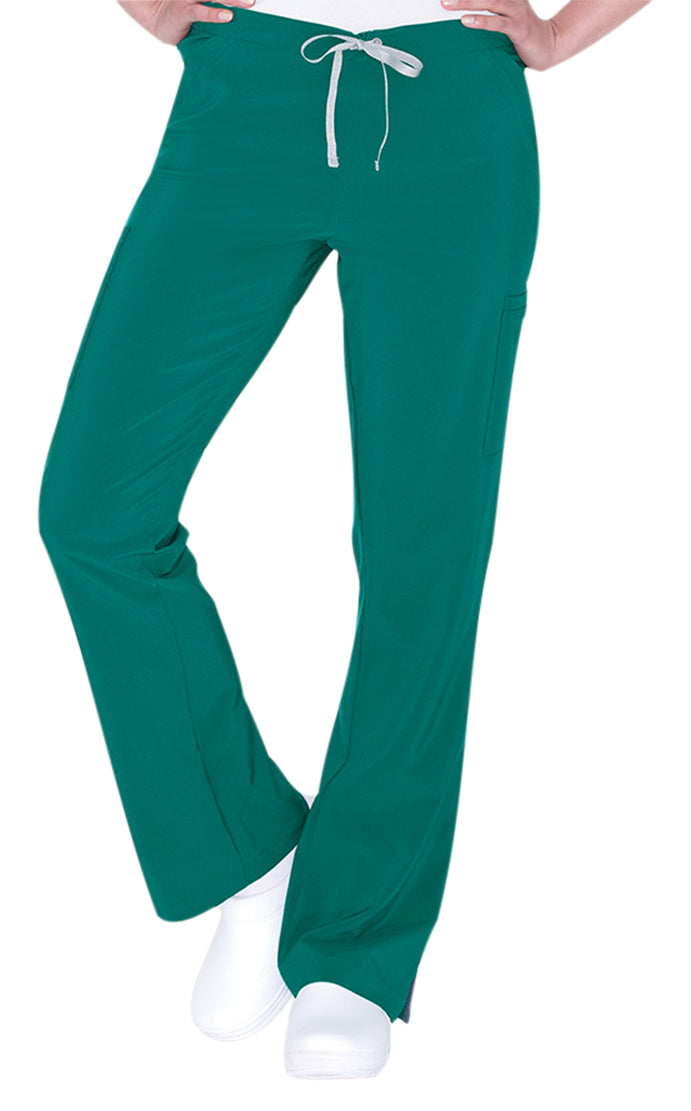"Urbane Women's ""Endurance"" Cargo Pant Hunter Green"