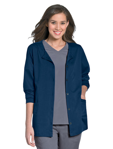 Urbane Women's Button Front Jacket