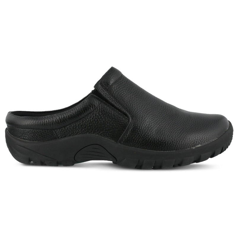 Spring Footwear Blaine Chef Clog Side
