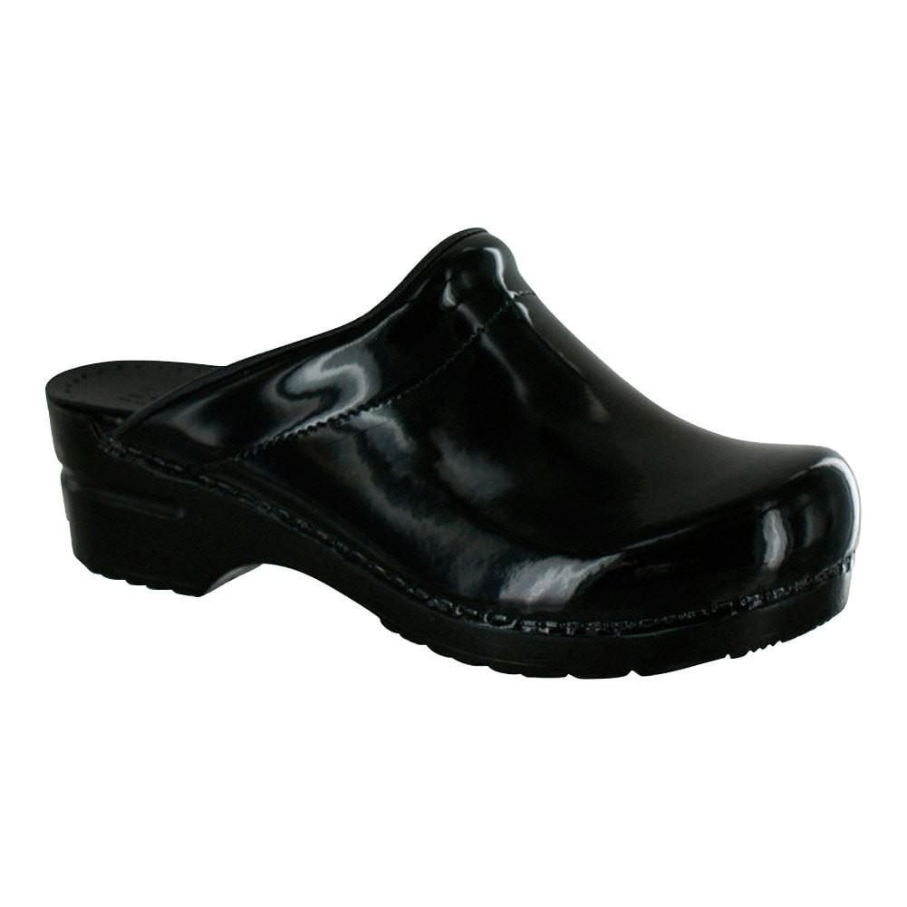 Sanita Women's Sonja Patent Medical Clog