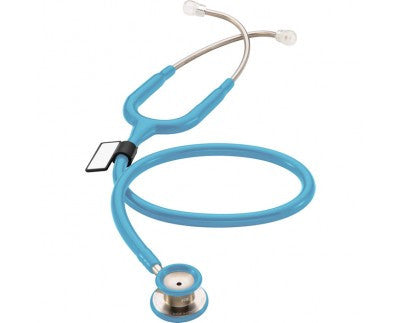 MDF One Stainless Steel Premium Pediatric Stethoscope Pastel