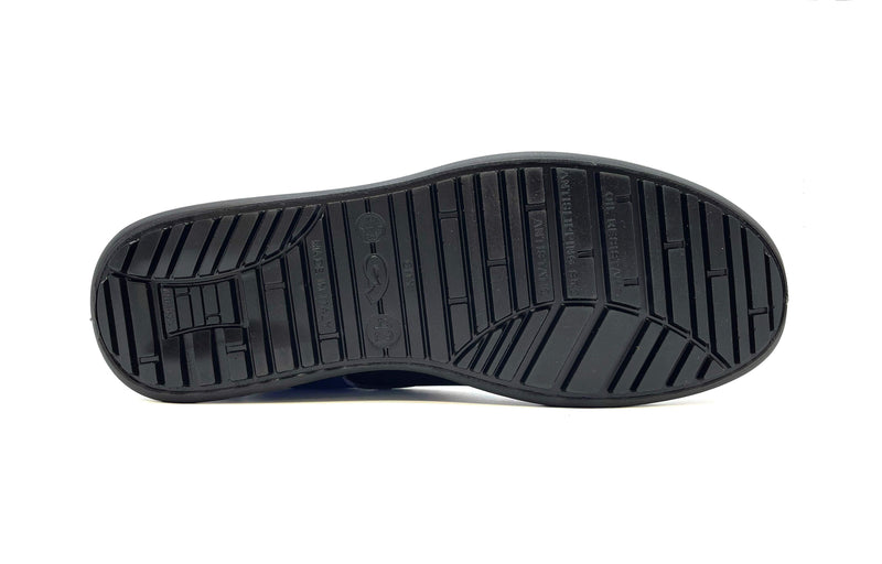 Giasco Snake O2 Closed Back Extra Comfort Medical Shoe- sole view