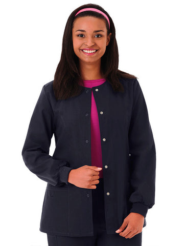 "Fundamentals Women's 28"" Warm-Up Jacket"