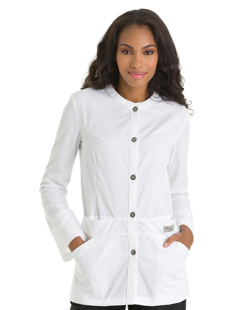 "Landau Women's 30"" Consultation Lab Coat"