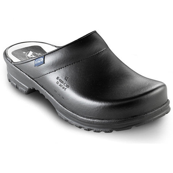 Sika Footwear Open Back Birchwood Medical Clog