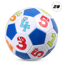 Load image into Gallery viewer, Professional Size 2 Football Soccer Ball Match Training Balls Inflatable Soccer Training Ball Gift for Children Students