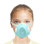 Respiratory protection mask for children B2B set