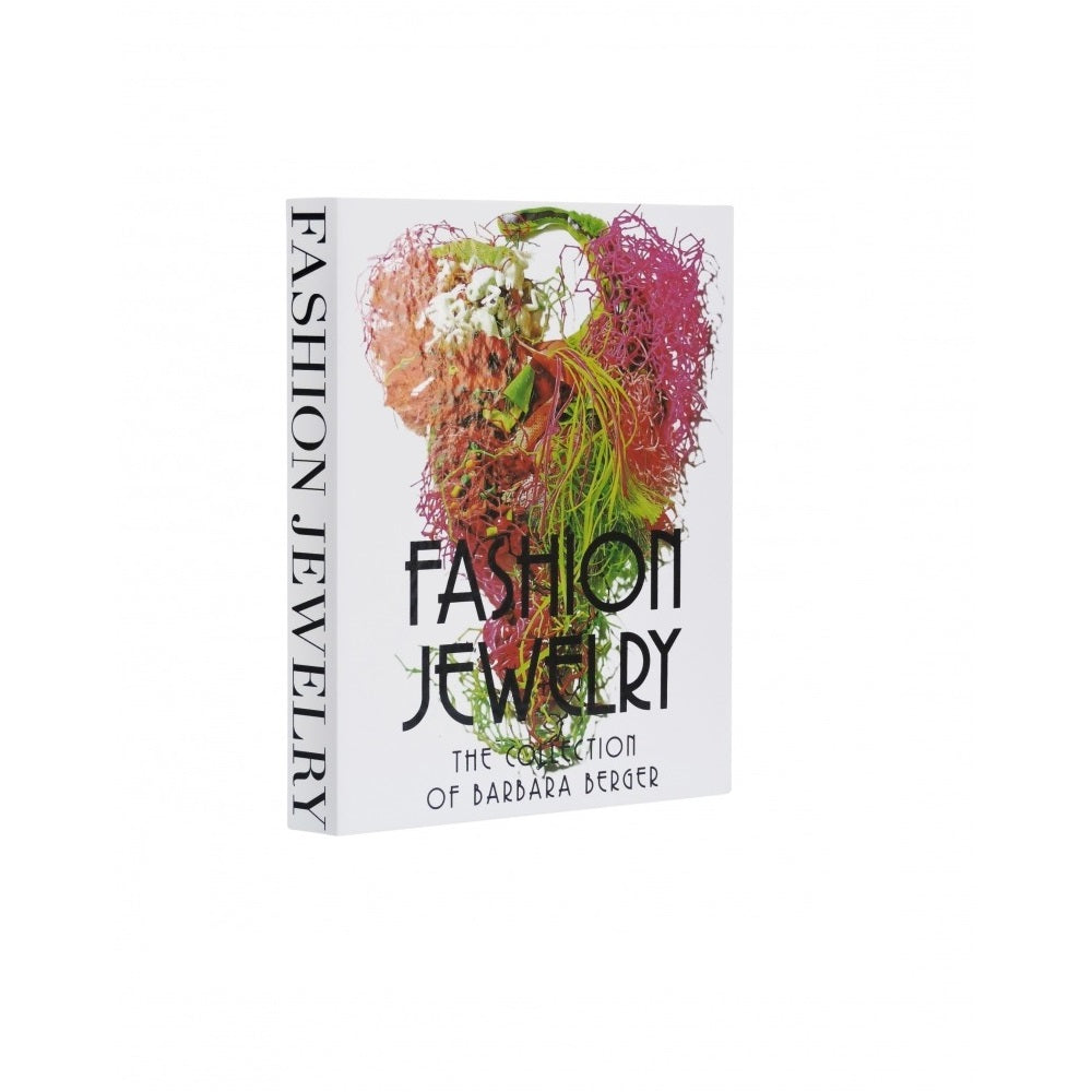 Caixa Livro Decorativa Fashion Jewelry Goodsbr 30x24x4cm
