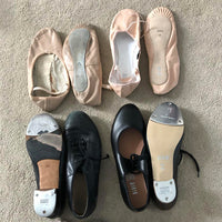 Get your New Dance Shoes from Footloose Dancewear!
