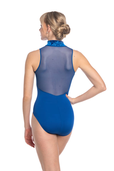 Ainsliewear Super Exclusive Haley Adult Leotard with Royal Velvet - 1064RV-20