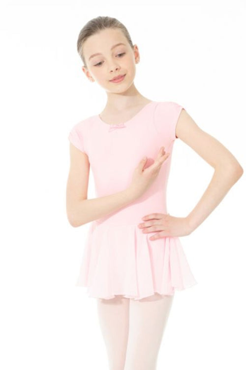 Mondor Studio 55 Girls Skirted Leotard - 26201C