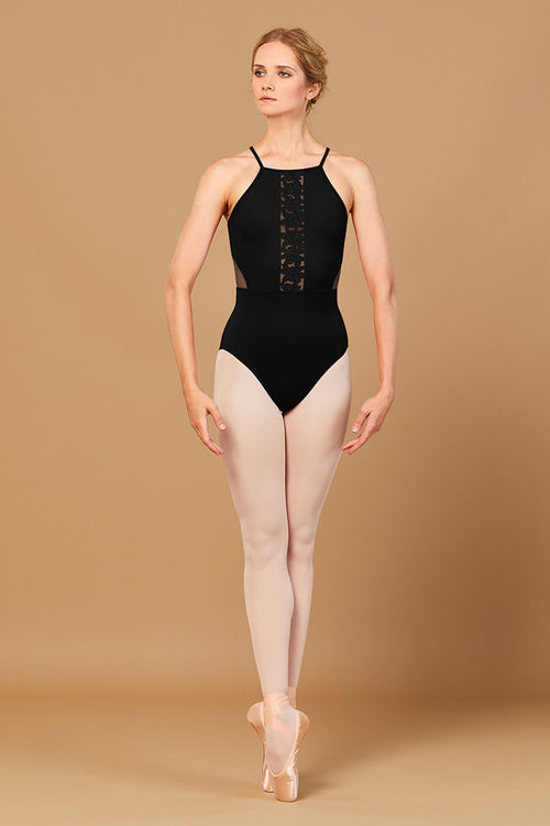 Bloch Ladies Aryana Halter Leotard -  L5557