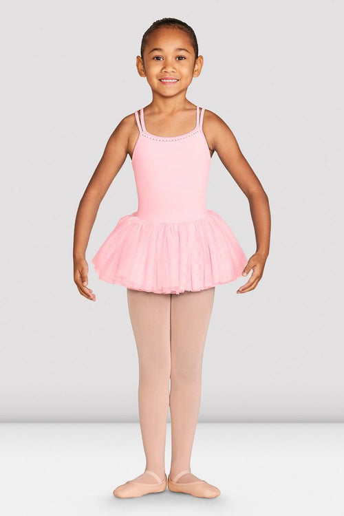 Bloch Girls Dottie Cross Back Tutu Dress - CL4987